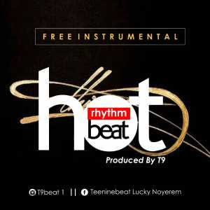 Instrumental - Hot Rhythm beat - Zlatan x Burna boy type beat - Prod. T9